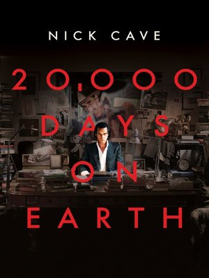 cover image of 20,000 Days on Earth
