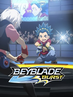 cover image of Beyblade Burst, Season 1, Episode 5