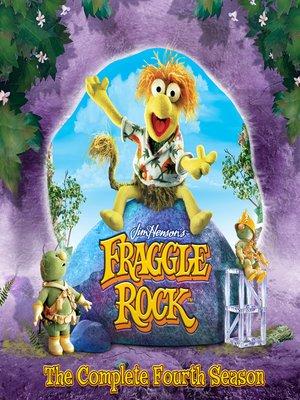 cover image of Fraggle Rock, Season 4, Episode 13