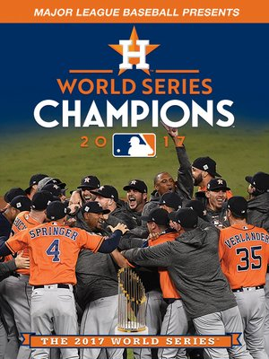 cover image of 2017 World Series Champions: Houston Astros