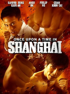 cover image of Once Upon a Time in Shanghai