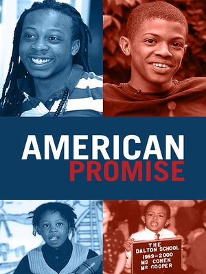 cover image of American Promise