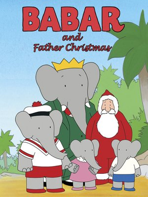 cover image of Babar and Father Christmas