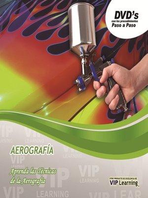cover image of Aerografia