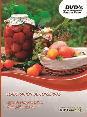 cover image of Dulces y Jaleas