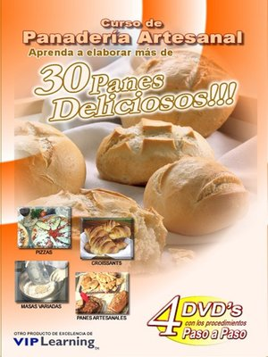 cover image of Panadería Artesanal 4