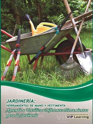 cover image of Herramientas de Trabajo y Equipos Para Jardines