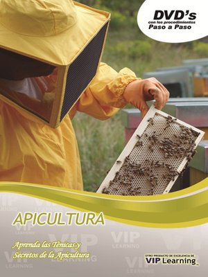 cover image of Apicultura