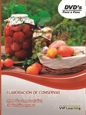 cover image of Salsas, Mayonesas y Escabeches