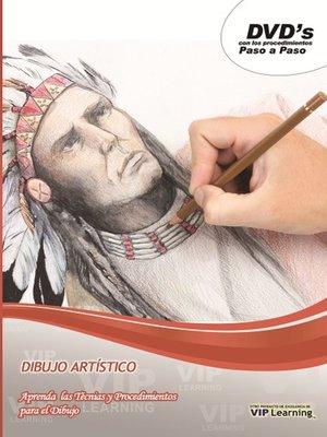 cover image of Dibujo Artístico 8