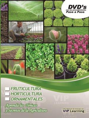 cover image of Plantas Ornamentales