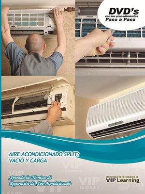 cover image of Aire Acondicionado Split Servicio y Mantenimiento