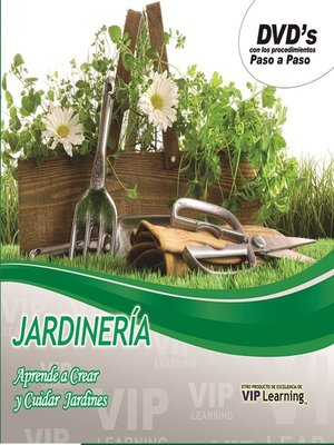 cover image of Mantenimiento de Jardines 1