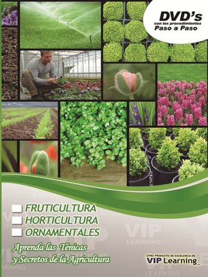 cover image of Plantas Ornamentales