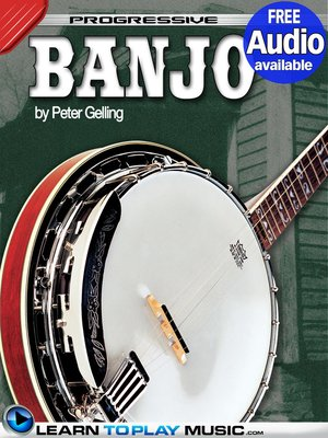 cover image of Banjo Lessons for Beginners