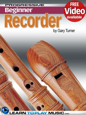 cover image of Recorder Lessons for Beginners