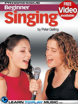 cover image of Singing Lessons for Beginners