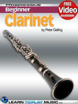 cover image of Clarinet Lessons for Beginners