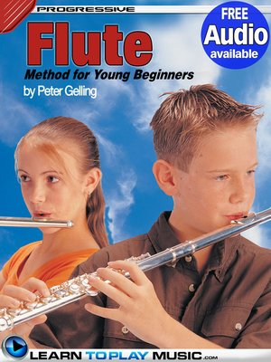 cover image of Flute Lessons for Kids