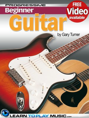 cover image of Guitar Lessons for Beginners