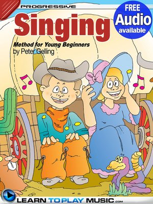 cover image of Singing Lessons for Kids