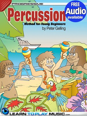 cover image of Percussion Lessons for Kids