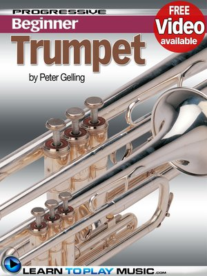 cover image of Trumpet Lessons for Beginners
