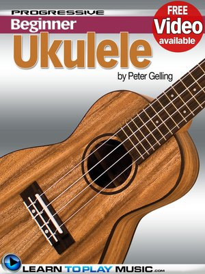cover image of Ukulele Lessons for Beginners
