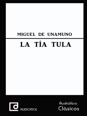 cover image of La tía Tula