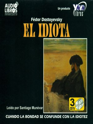 cover image of El Idiota