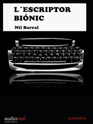 cover image of L'escriptor biónic
