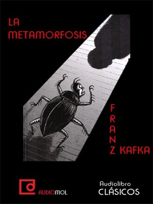 cover image of La metamorfosis