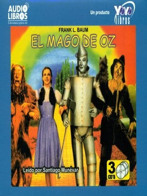 cover image of El Mago ee Oz