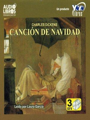 cover image of Cancion de Navidad