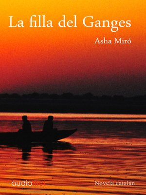 cover image of La filla del Ganges