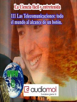 cover image of Informática y telecomunicaciones