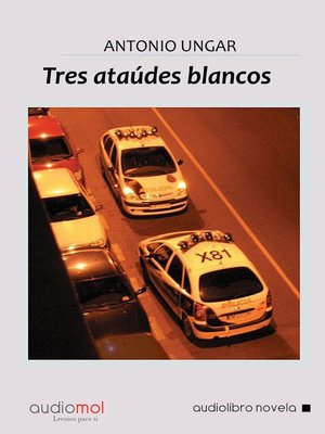 cover image of Tres ataúdes blancos