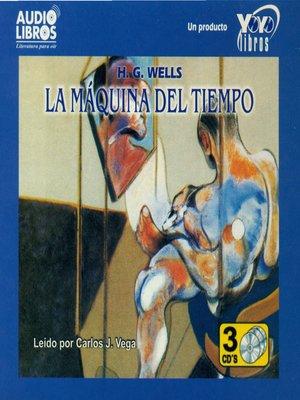 cover image of La Maquina del Tiempo