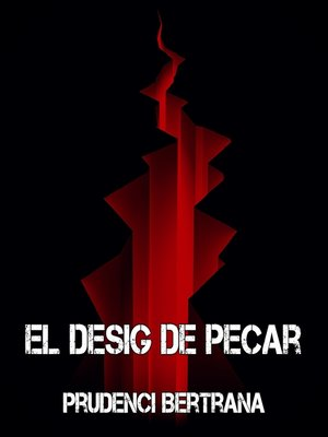 cover image of El desig de pecar