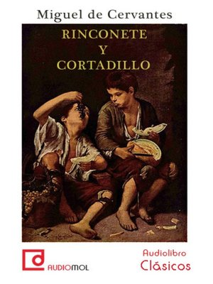 cover image of Rinconete y Cortadillo