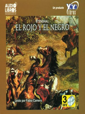 cover image of El Rojo y el Negro
