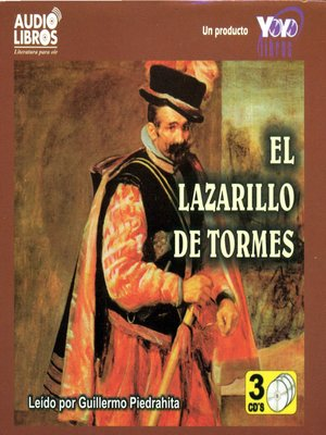 cover image of El Lazarillo de Tormes
