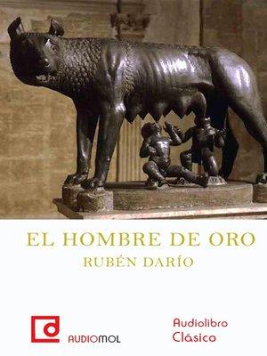 cover image of El hombre de oro