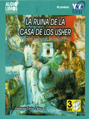 cover image of La Ruina de la Casa de los Usher