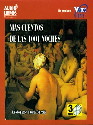 cover image of Mas Cuentos de las 1001 Noches
