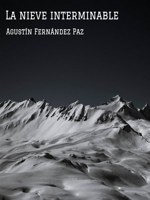 cover image of La nieve interminable