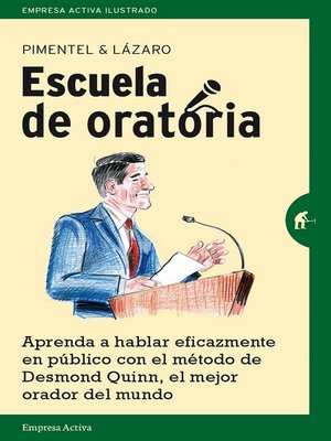 cover image of Escuela de oratoria