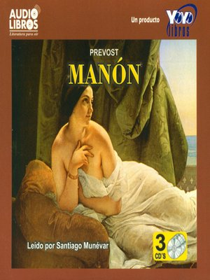cover image of Manon