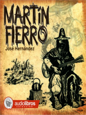cover image of Martín Fierro