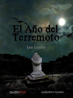 cover image of El año del terremoto